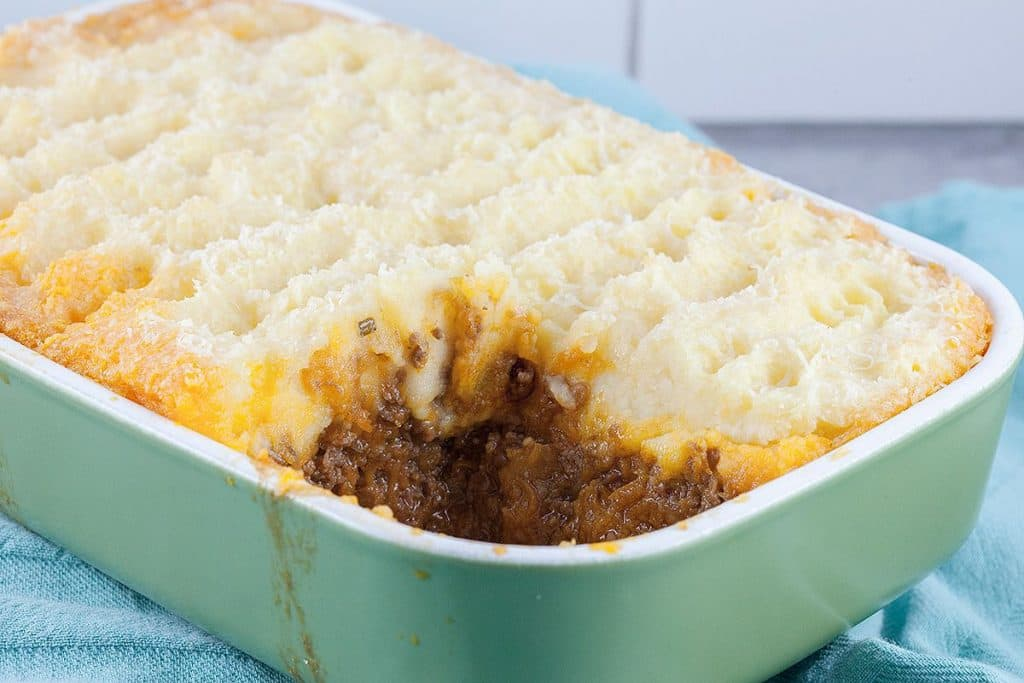 Gordon Ramsay's Shepherds pie recept