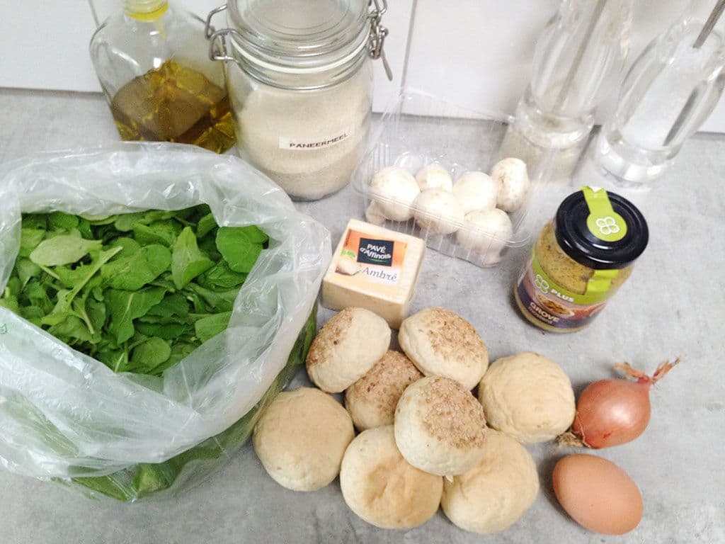Carre dambre mini hamburgers ingredienten - Carre d'ambre mini hamburgers