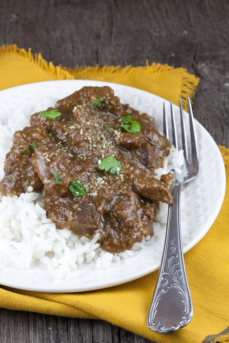 Indonesische Rendang 2 - Indonesische Rendang