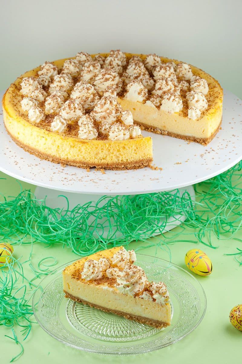 Advocaat cheesecake 2 - Advocaat cheesecake