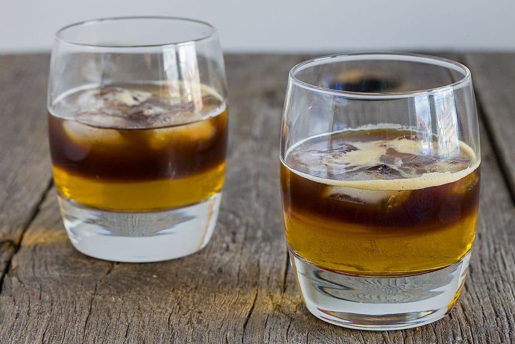 Carajillo – koffie cocktail