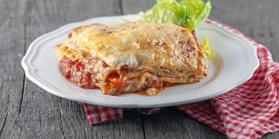 Lasagne bolognese 400x200 - Homepage