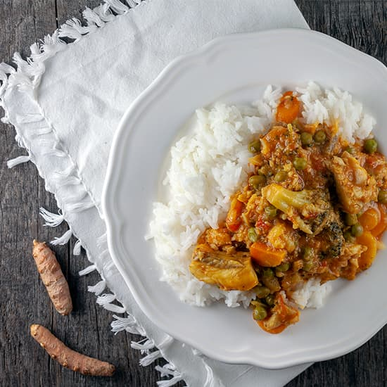 Viscurry vierkant - Viscurry